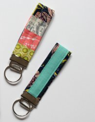 Fat Quarter Key Fob