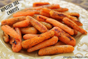 Test Kitchen Whole Roasted Carrots