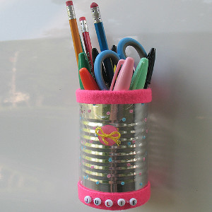 Magnetic Locker Organizer