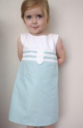 Secretariat Inspired Dress