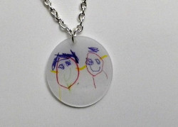 Cute Kids Pendant