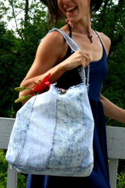 Recycled Market Tote