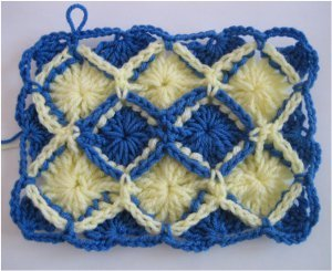 How to Crochet the Bavarian Rectangle