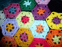 17 Motif Crochet Patterns for Afghans