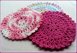 Sun Catcher Dishcloth