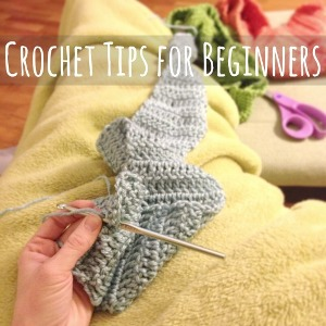 Tips for Beginner Crocheters