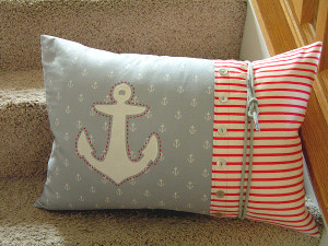 Out to Sea Pillow