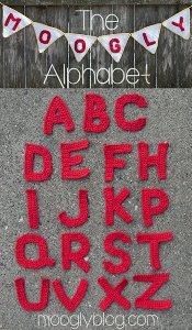 The complete crocheted alphabet allfreecrochet learn how to crochet any letter in the alphabet with this collection of crocheted letters the complete crocheted alphabet includes easy instructions for thecheapjerseys Images
