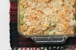 Ritz Cracker Chicken Divan Recipelion Com