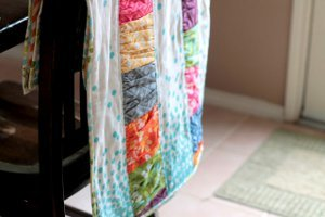The Crinkle Quilt