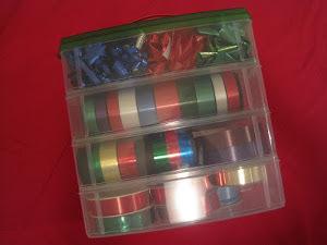 Gift Wrap Organizer Allfreechristmascrafts Com