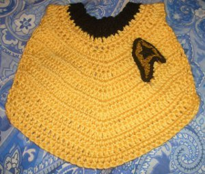 Star Trek Baby Bib