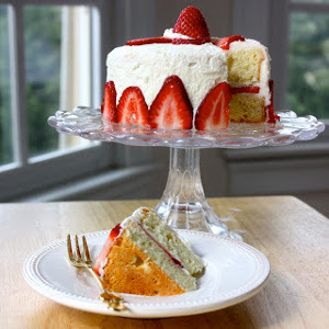 Japanese Strawberry Shortcake