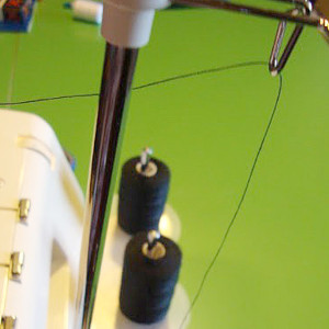 Threading Your Serger In a Snap