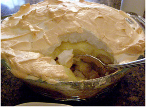 The Real Deal Banana Pudding
