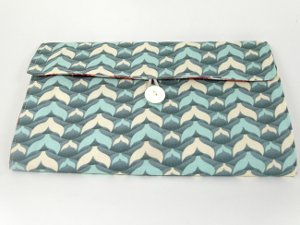 Two in One Diaper Clutch to Mat
