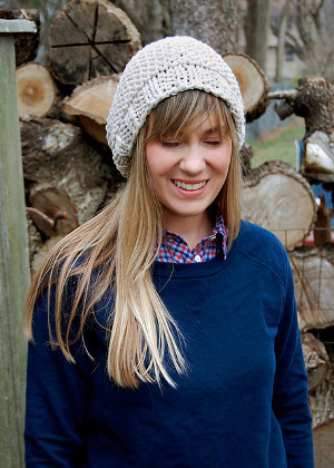 52 Slouchy Beanie Knitting Patterns Allfreeknitting