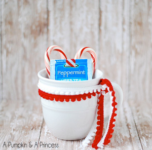 Simple Gift for a Peppermint Tea Lover