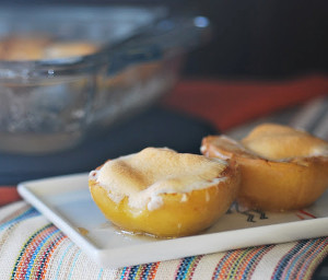 Best Baked Bloomin Apples