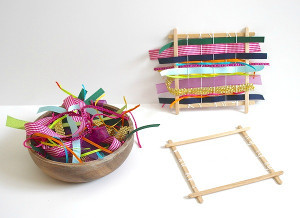 Magnificent Miniature Weaving Loom