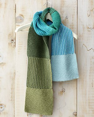 Mountain Mist Scarf
