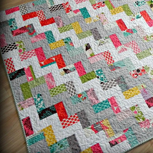 Perfect Pre-Cut Quilt Pattern