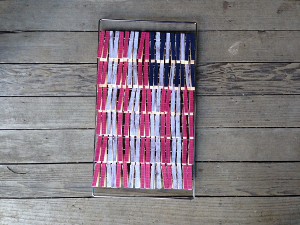 American Clothes Pin Flag