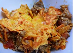 recipe: mexican beef casserole with doritos [8]
