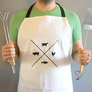 Barbecue Apron for Men