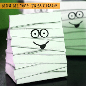 Mummy Treat Bags