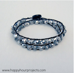 How to Make a Wrap celet: 42 Ways | AllFreeJewelryMaking.com Homemade Ring Designs on double ring designs, german ring designs, family ring designs, tattoo ring designs, school ring designs, classic ring designs, college ring designs, funny ring designs, bizarre ring designs, asian ring designs, mother's ring designs, gorgeous ring designs, sexy ring designs, black ring designs, amazing ring designs, cute ring designs, old ring designs, couple ring designs, handmade ring designs, indian ring designs,