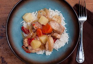 Unforgettable Sweet and Sour Pork