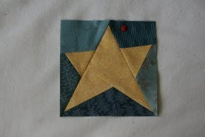 Five Pointed Star Pattern