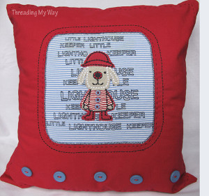 Fool Proof Tee Cushion
