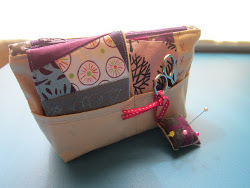 Too Cute Traveling Sewing Bag
