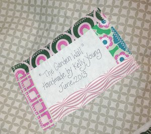 Cute and Easy Quilt Labels