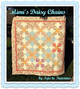 Mimi's Daisy Chains Quilt