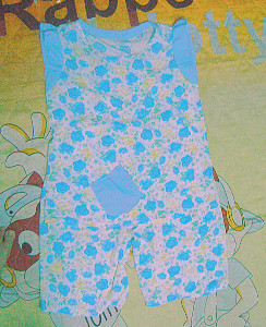 Romping Good Time Romper