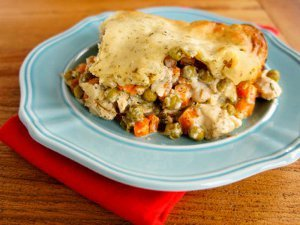 Magic Chicken Ranch Casserole