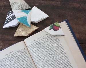 20 Handmade Bookmark Ideas