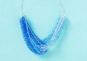 Blue Skies Necklace