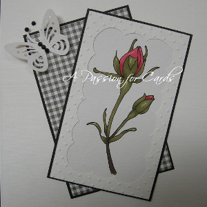 Everything's Coming Up Roses Card