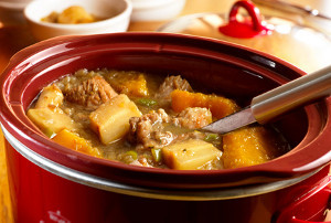 Fall Harvest Pork Stew