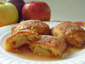 Country Crescent Apple Dumplings