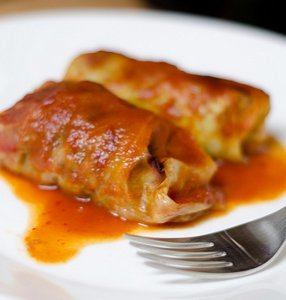 So Easy Stuffed Cabbage Rolls Recipelion Com