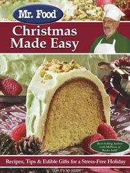 Christmas made easy cookbook mrfood christmas made easy cookbook forumfinder Image collections