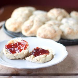 Just Like The Diner Buttermilk Biscuits