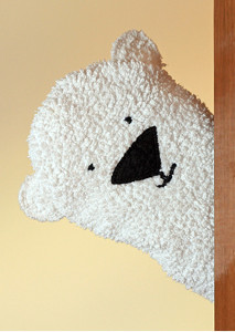 Polar Bear Bath Puppet