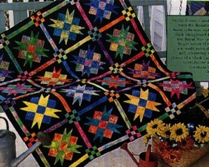 Royal Star Quilt