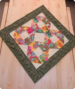 How to Make a Quilt: 10+ Snowball Quilt Patterns